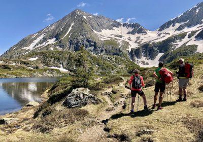 Randonnée journée – Plateau des lacs du Taillefer, un paradis alpin
