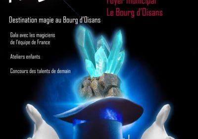 """Festival Magie-Fique : ateliers """"initiation magie"""""""