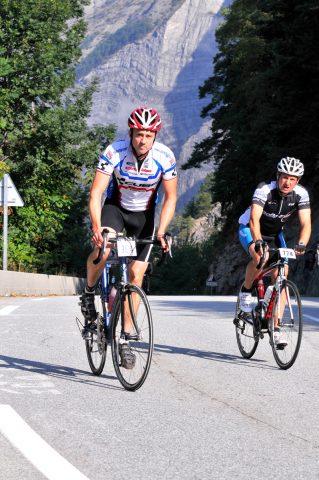 Alpe d'Huez, the mythical climb