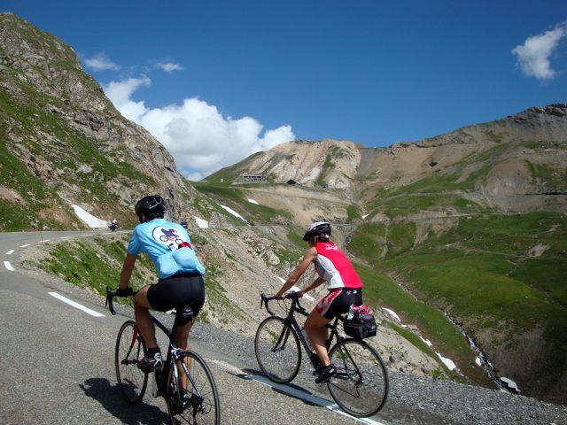 The Col du Galibier
