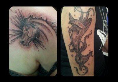 Uchronia Tattoo