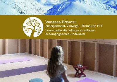 Prévost Vanessa – Yoga and Ayurvedic Massage