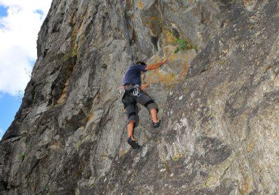 Climbing school – Les Sables