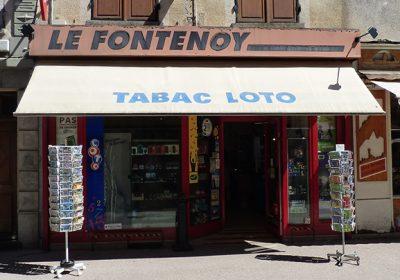 Tabac Loto PMU le Fontenoy