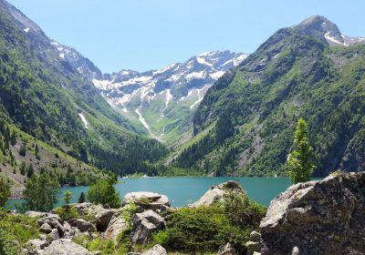 An accompanied day hike in Oisans