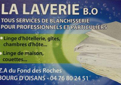 Laundry La Laverie BO