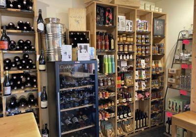 The press bistro – Delicacies and Wine cellar