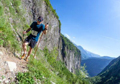 Rando trail – n°7 Black – Loop of 3 Villards